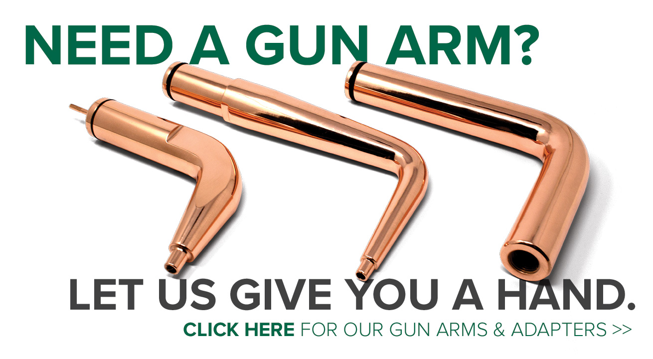 Weld Gun Arm