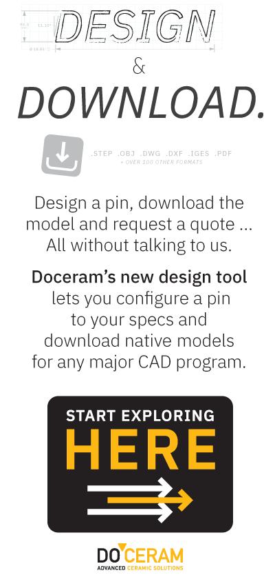 Doceram CAD Program