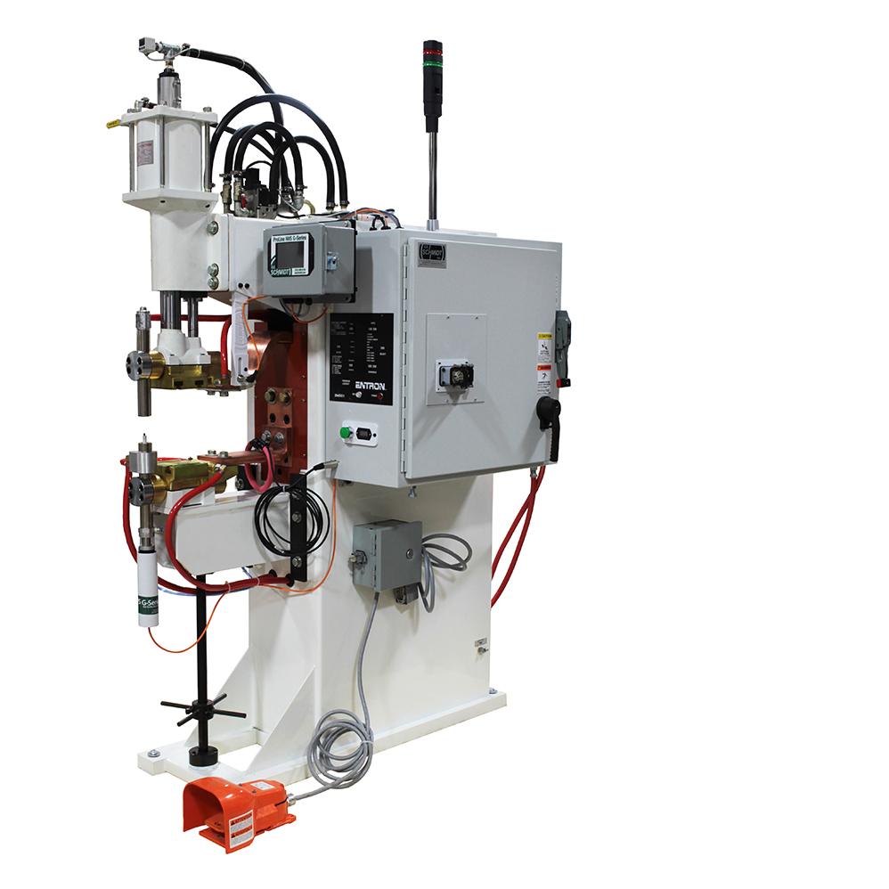 ProLine Size 1 Resistance Nut Welder with Entron Weld Control, RoMan Transformer & ProLine Nut Verification System